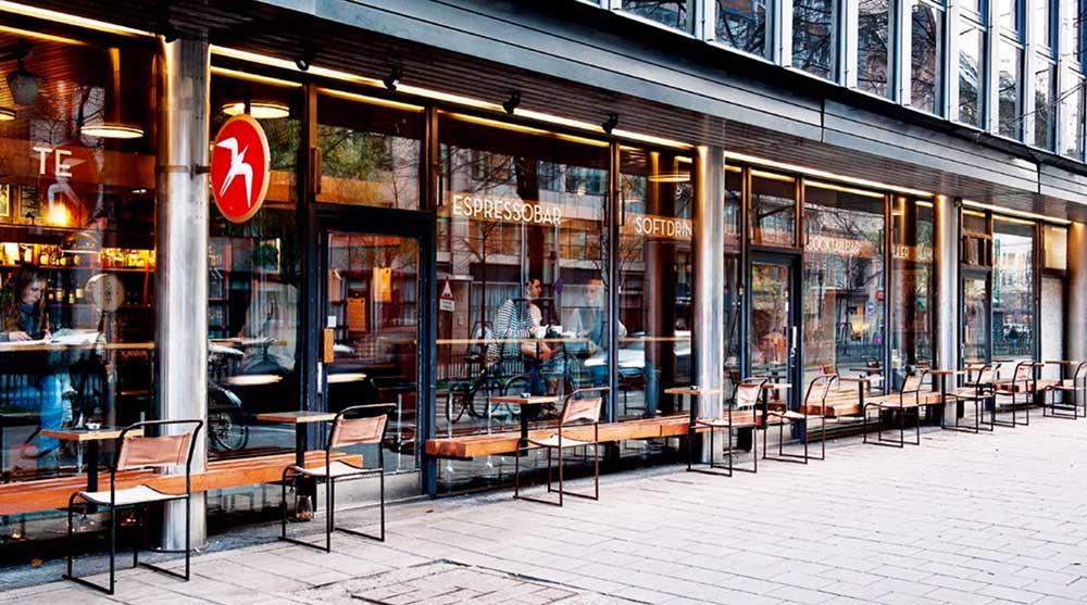 Fuglen Bar in Oslo