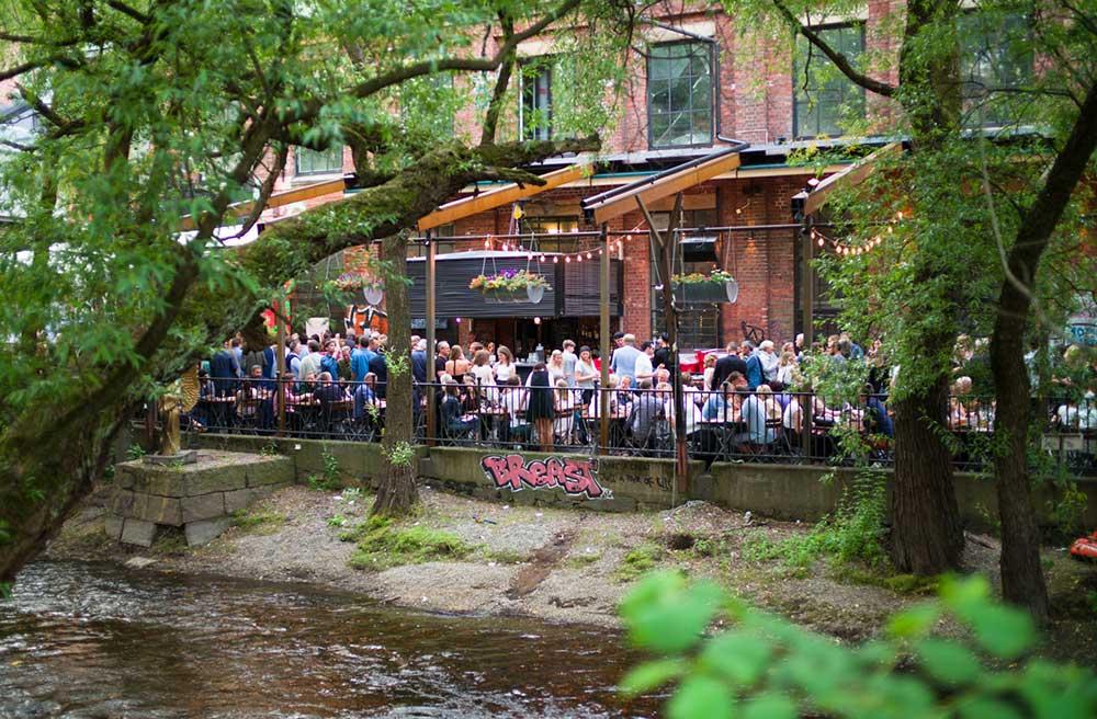 Blå Bar Oslo